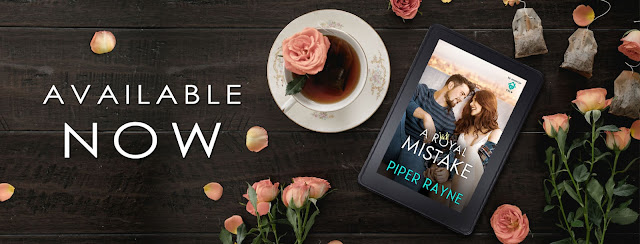 {Blog Tour and Review} A Royal Mistake (The Rooftop Crew #2) by Piper Rayne