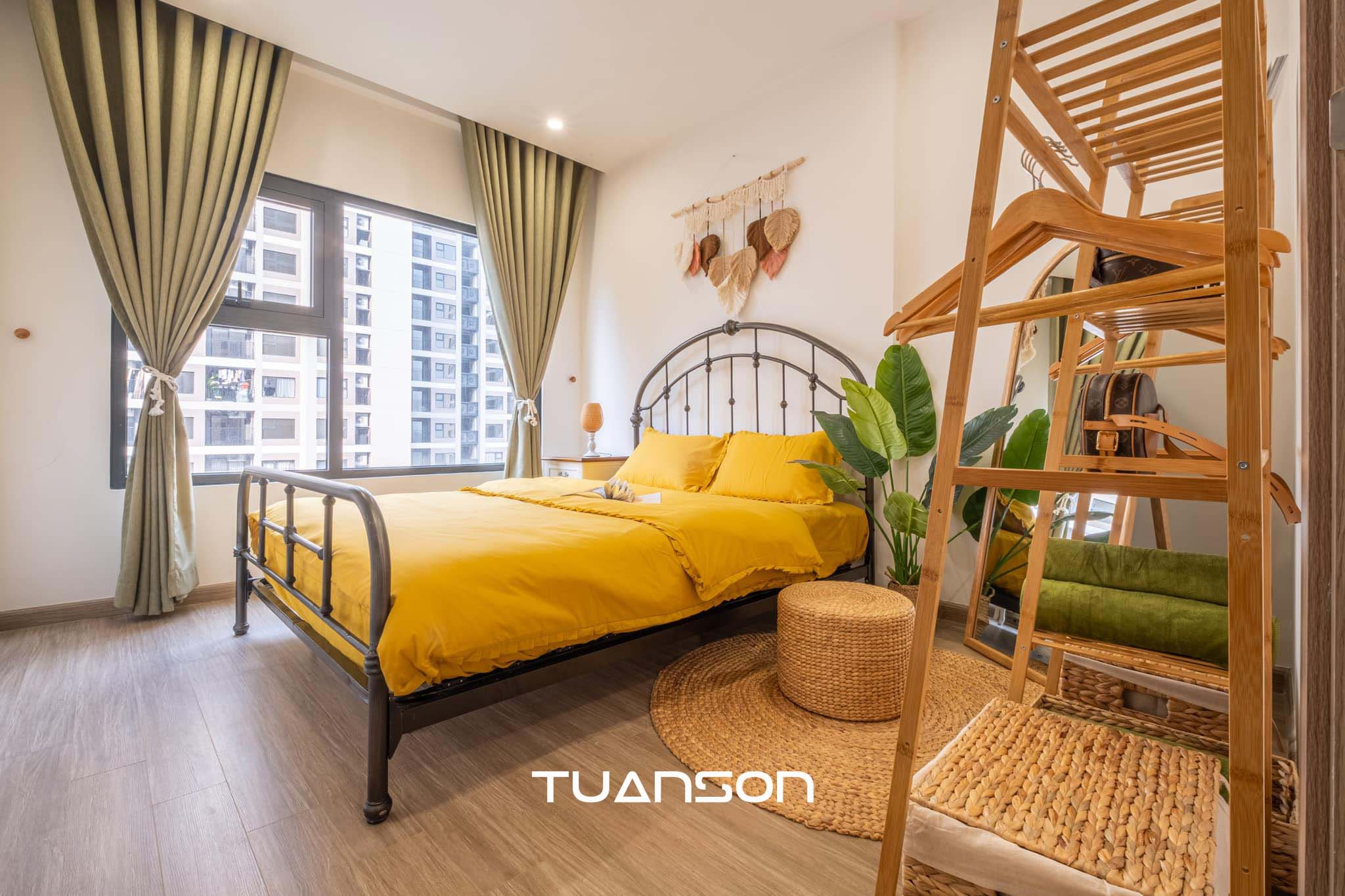 Thi công căn hộ 43m2 Tòa S2.06 Vinhomes Ocean Park