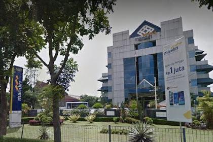 Lokasi ATM Setor Tunai Bank Mandiri Bandung