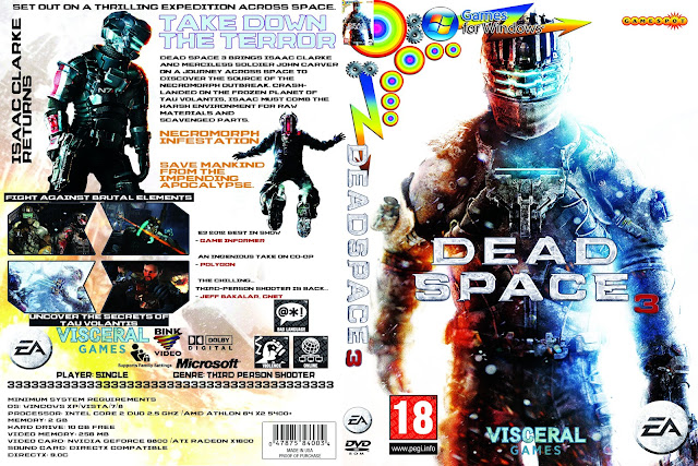 Capa Dead Space 3 PC