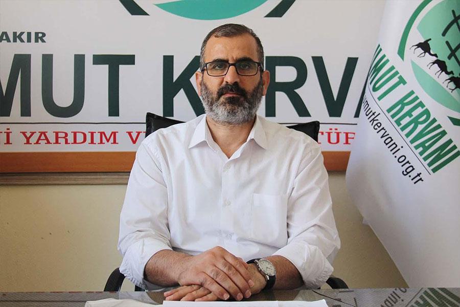 Diyarbakır Umut Kervanı hayırseverlere kurban bağışı çağrısında bulundu