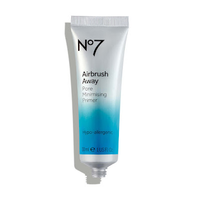 No7 Airbrush Away Pore Minimizing Primer review by barbies beauty bits