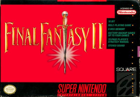 Final Fantasy 2 [Español] - Portada