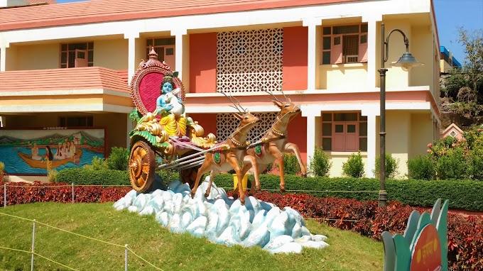 Chariot at Khandwa