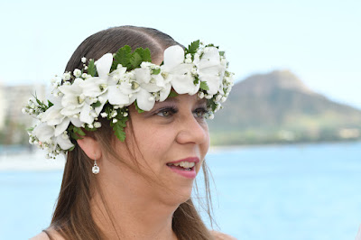 Bride's Head Band