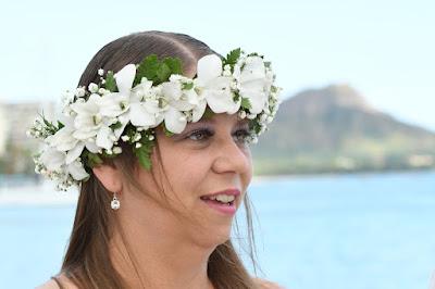 Bride's Head Band