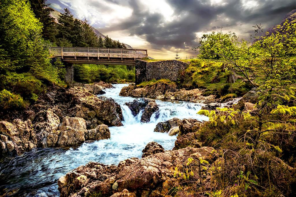 River Liza, Ennerdale, Cumbria