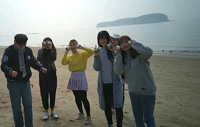 korea corée du sud muchangpo beach boryeong