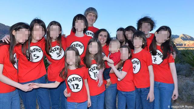Kisah 13 anak yang disekap di California