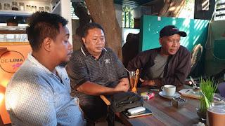 Non Iswandi, Diskusi M16 Dukung Tiga Besar Calon Sekda Dua Pria Satu Perempuan