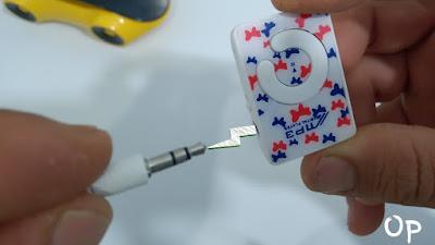 اصغر MP3 جيب بمميزات خيالية مع سعر لا يصدق   أقوى اختراعات من الإنترنت