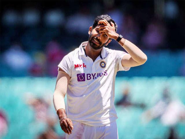 Jasprit Bumrah ने T20 वर्ल्ड कप से पहले टीम इंडिया को दी बड़ी चोट