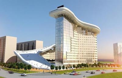 House Slalom, Astana, Kazakhstan