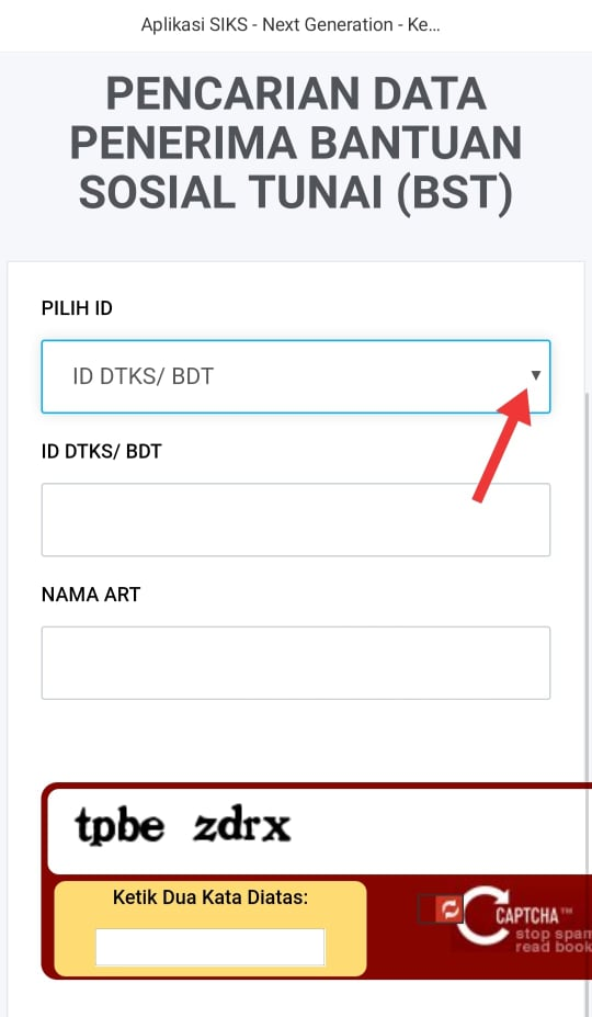 Cek Daftar Penerima Bansos Rp 600 Ribu Melalui Aplikasi Siks Dataku Atau Di Cekbansos Siks Kemsos Go Id Policewatch News