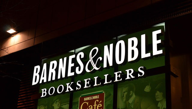 Hackers stole Credit Card details from 63 'Barnes & Noble' stores