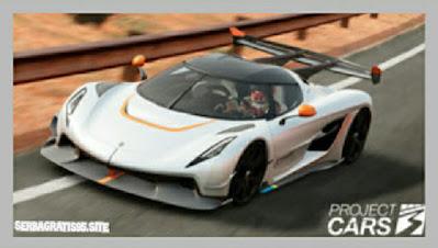 Spesifikasi PC Untuk Project Cars 3