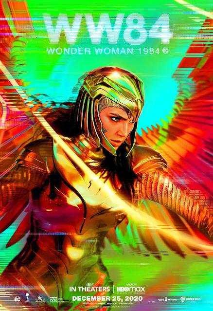 Sinopsis Wonder Woman 1984
