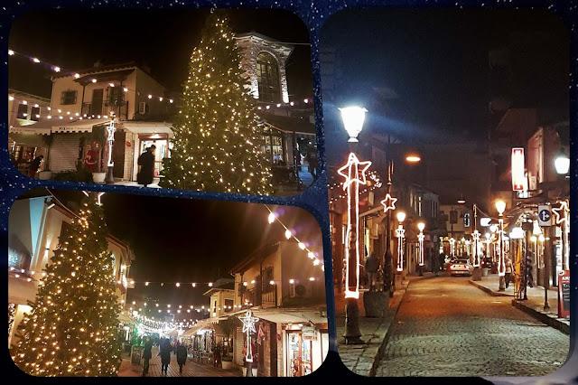 Γιάννενα: Χριστουγεννιάτικη γιορτή στο Ιστορικό Κέντρο των Ιωαννίνων!!!