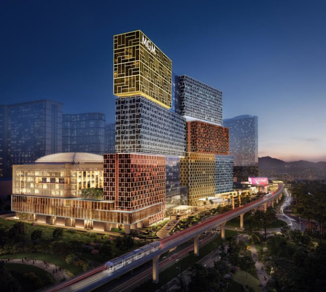 Casino has $ 3.4 billion in investment capital, MGM Cotai has 35 floors with 1,390 rooms and more classy services aimed at booming middle class clients in China