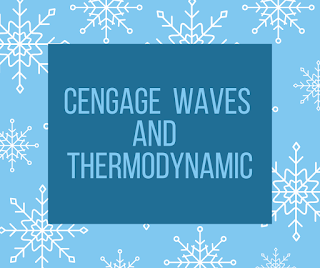 Cengage  Waves and Thermodynamics