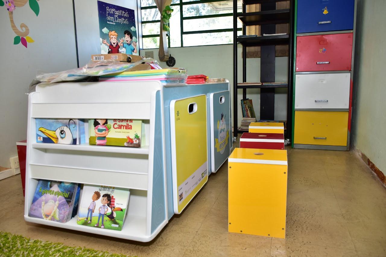 APAEs de São José do Rio Pardo e Espírito Santo do Pinhal recebem projeto gratuito de incentivo à leitura