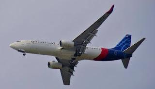 Daftar Nama yang Diduga Penumpang Pesawat Sriwijaya Air SJ182