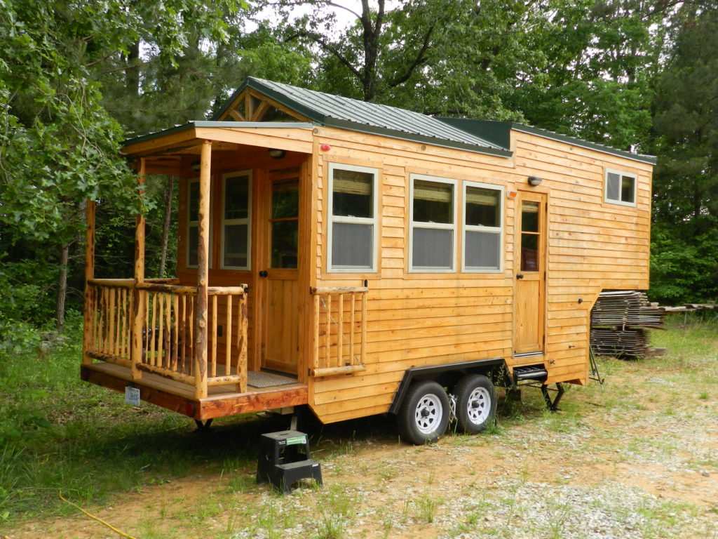 Tiny House Town Mississippi Tiny House 204 Sq Ft