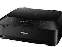 Canon PIXMA MG6650 Drivers Free Download