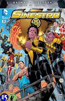 Os Novos 52! Sinestro #21