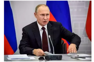 Russia President Vladimir Putin made a statement saying that Africa is just a cemetery for Africans and he also asked a question: ''How could a cemetery be developed?''