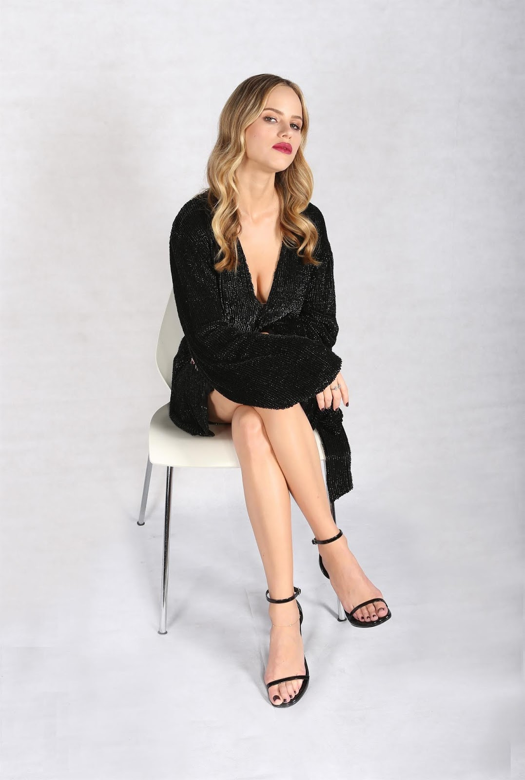 Halston Sage - Portraits for Filming In Italy - January 2019
