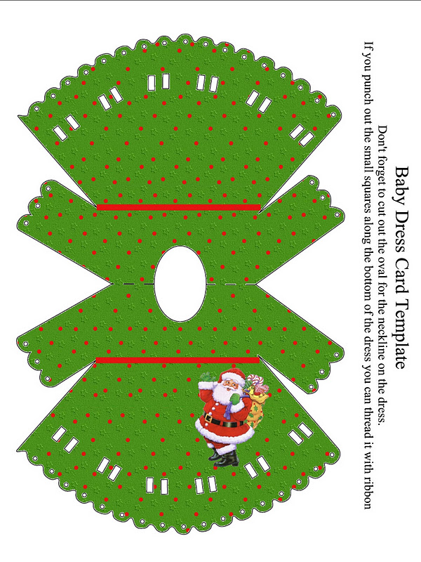 Santa Claus Free Printable Invitations Cards And Photo