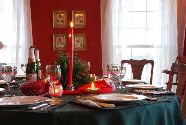 D co bricolage loisirs cr atifs tutos couture et for Table de noel traditionnelle