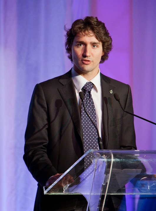 Election 2015: Trudeau, the New Guy