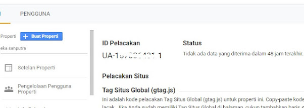 ID Pelacakan
