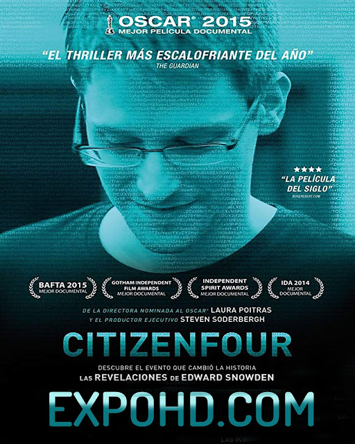 Citizen four 2014 Download HD 720p | HDRip x265 [Esub 1.1Gbs] Watch Now