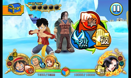 One Piece ARCarddass Formation APK + DATA 4.0 Direct Link