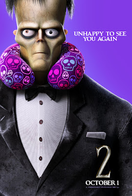 The Addams Family 2 Movie Poster 7