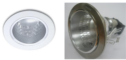 Downlight light fittings