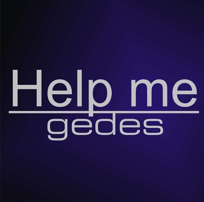 Music MP3: Gedes – Help Me