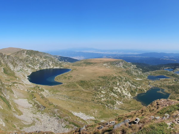 Bulgaria: Seven Rila Lakes and Rila Monastery
