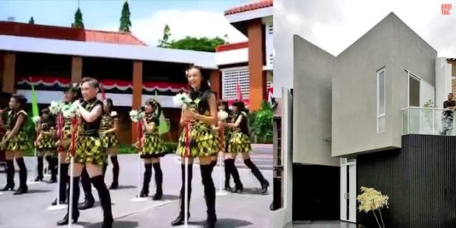 Heavy Rotation House JKT48