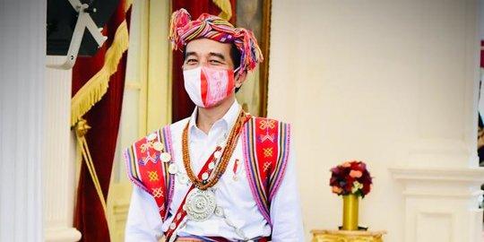 Jokowi Teken UU Tentang Kerja Sama Indonesia-Ukraina Bidang Pertahanan