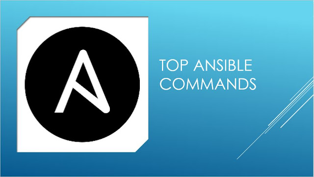 TOP Ansible Commands