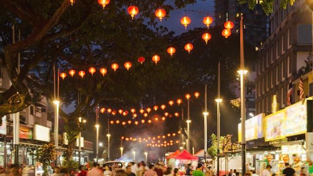 Berburu Kuliner di jalan alor malaysia Destinasi Wisata di Kuala Lumpur