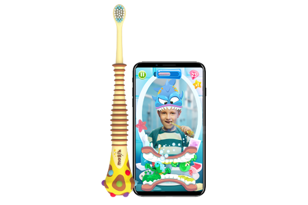 CES 2018: Kolibree's Magik is the world's first Augmented Reality (AR) toothbrush for kids