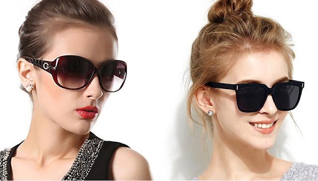 kadınlar için güneş gözlüğü modelleri