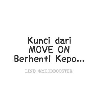 DP BBM Lucu Ngakak Move On