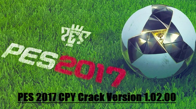 PES 2017 CPY Crack Version 1.02.00