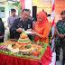 Bukti Sinergitas TNI-Polri, Polres Bangkalan Gelar Puncak Hari Bhayangkara Ke-73 di Koramil